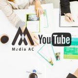 メディア・エーシーのYouTubeチャンネルを開設しました!